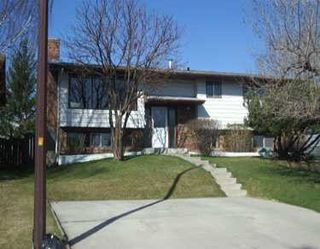 Photo 1:  in CALGARY: Canyon Meadows Residential Detached Single Family for sale (Calgary)  : MLS®# C3169063