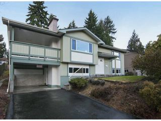 Photo 1: 2730 PILOT Drive in Coquitlam: Ranch Park House for sale : MLS®# V1047990