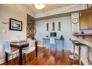 Photo 6: 1406 836 15 Avenue SW in CALGARY: Connaught Condo for sale (Calgary)  : MLS®# C3608885