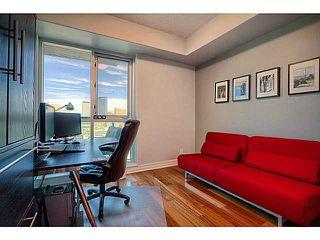 Photo 15: 1406 836 15 Avenue SW in CALGARY: Connaught Condo for sale (Calgary)  : MLS®# C3608885