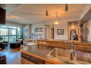 Photo 5: 1406 836 15 Avenue SW in CALGARY: Connaught Condo for sale (Calgary)  : MLS®# C3608885