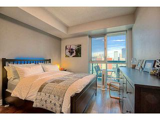 Photo 11: 1406 836 15 Avenue SW in CALGARY: Connaught Condo for sale (Calgary)  : MLS®# C3608885