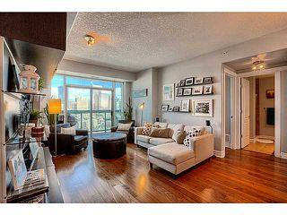 Photo 7: 1406 836 15 Avenue SW in CALGARY: Connaught Condo for sale (Calgary)  : MLS®# C3608885