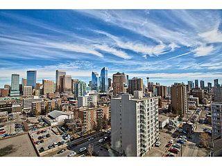 Photo 17: 1406 836 15 Avenue SW in CALGARY: Connaught Condo for sale (Calgary)  : MLS®# C3608885
