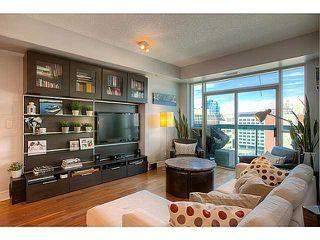 Photo 9: 1406 836 15 Avenue SW in CALGARY: Connaught Condo for sale (Calgary)  : MLS®# C3608885