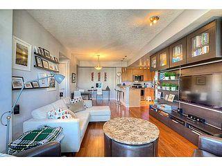 Photo 10: 1406 836 15 Avenue SW in CALGARY: Connaught Condo for sale (Calgary)  : MLS®# C3608885
