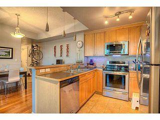 Photo 3: 1406 836 15 Avenue SW in CALGARY: Connaught Condo for sale (Calgary)  : MLS®# C3608885