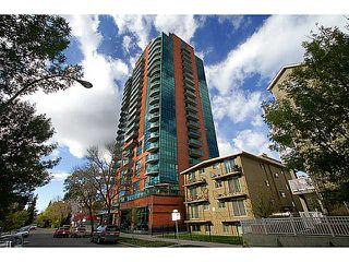 Photo 1: 1406 836 15 Avenue SW in CALGARY: Connaught Condo for sale (Calgary)  : MLS®# C3608885