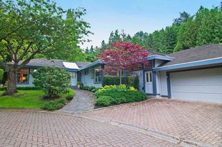 "Main Photo: 6975 ODLUM Court in West Vancouver: Whytecliff House for sale in ""ROCKWOOD ESTATES"" : MLS®# V1071250"