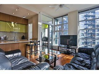 Photo 3: 1006 1205 HOWE Street in Vancouver: Downtown VW Condo for sale (Vancouver West)  : MLS®# V1091431