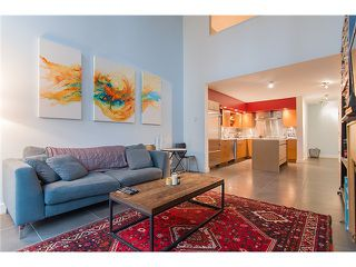 "Photo 5: 101 1168 RICHARDS Street in Vancouver: Yaletown Townhouse for sale in ""Park Lofts"" (Vancouver West)  : MLS®# V1106212"