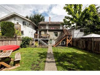 Photo 11: 3430 W 3RD Avenue in Vancouver: Kitsilano House for sale (Vancouver West)  : MLS®# V1120031