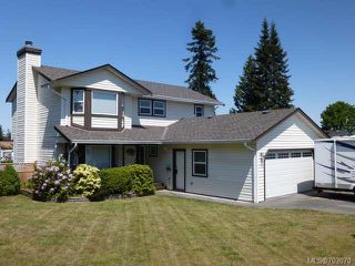 Photo 1: 754 Georgia Dr in CAMPBELL RIVER: CR Willow Point House for sale (Campbell River)  : MLS®# 703070
