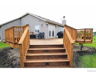 Photo 20: 16 Chickadee Bay in LANDMARK: Dufresne / Landmark / Lorette / Ste. Genevieve Residential for sale (Winnipeg area)  : MLS®# 1517653