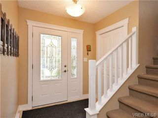 Photo 2: 5 6961 East Saanich Rd in SAANICHTON: CS Tanner Row/Townhouse for sale (Central Saanich)  : MLS®# 713075