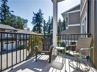 Photo 18: 5 6961 East Saanich Rd in SAANICHTON: CS Tanner Row/Townhouse for sale (Central Saanich)  : MLS®# 713075