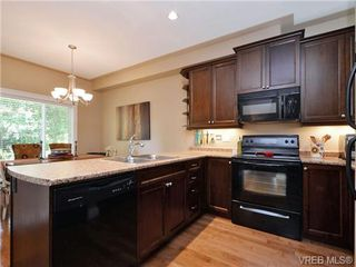 Photo 9: 5 6961 East Saanich Rd in SAANICHTON: CS Tanner Row/Townhouse for sale (Central Saanich)  : MLS®# 713075