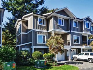 Photo 1: 5 6961 East Saanich Rd in SAANICHTON: CS Tanner Row/Townhouse for sale (Central Saanich)  : MLS®# 713075