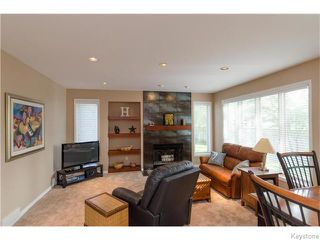 Photo 6: 23 HADDINGTON Bay in WINNIPEG: Charleswood Residential for sale (South Winnipeg)  : MLS®# 1526215
