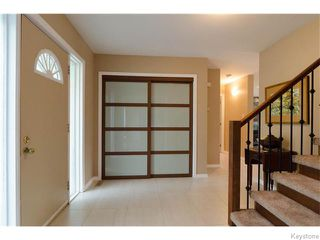 Photo 2: 23 HADDINGTON Bay in WINNIPEG: Charleswood Residential for sale (South Winnipeg)  : MLS®# 1526215