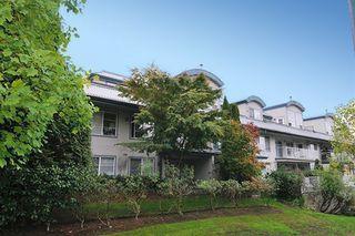 "Photo 1: 402 11519 BURNETT Street in Maple Ridge: East Central Condo for sale in ""STANDFORD GARDENS"" : MLS®# R2005500"