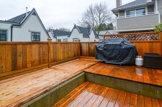 "Photo 10: 13 849 TOBRUCK Avenue in North Vancouver: Hamilton Townhouse for sale in ""Garden Terrace"" : MLS®# R2018127"