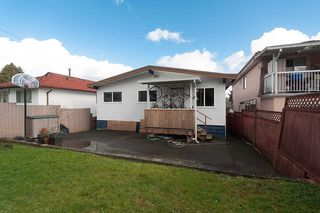 Photo 15: 4415 ST. GEORGE Street in Vancouver: Fraser VE House for sale (Vancouver East)  : MLS®# R2038788