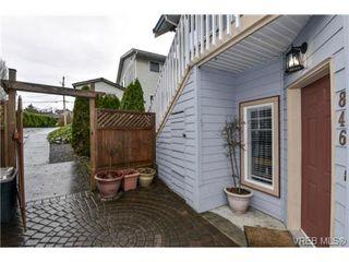 Photo 10: 846 Finlayson St in VICTORIA: Vi Mayfair Half Duplex for sale (Victoria)  : MLS®# 725172