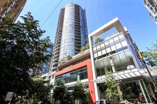"Photo 1: 1907 833 HOMER Street in Vancouver: Downtown VW Condo for sale in ""ATELIER"" (Vancouver West)  : MLS®# R2067914"