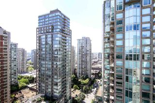 "Photo 9: 1907 833 HOMER Street in Vancouver: Downtown VW Condo for sale in ""ATELIER"" (Vancouver West)  : MLS®# R2067914"