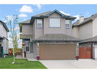 Photo 1: 145 CRYSTAL SHORES Grove: Okotoks House for sale : MLS®# C4077606
