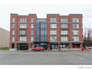 Photo 1: 402 601 Herald Street in VICTORIA: Vi Downtown Condo Apartment for sale (Victoria)  : MLS®# 371871