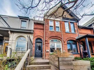 Main Photo: 28 Afton Avenue in Toronto: Little Portugal House (2-Storey) for sale (Toronto C01)  : MLS®# C3691564