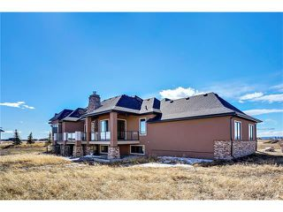 Photo 45: 242208 WINDHORSE Way in Rural Rocky View County: Rural Rocky View MD House for sale : MLS®# C4105562