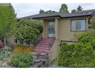 Main Photo: 3835 Quadra Street in VICTORIA: SE Maplewood Single Family Detached for sale (Saanich East)  : MLS®# 378137