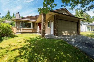 Photo 1: 3336 MANNING Crescent in North Vancouver: Roche Point House for sale : MLS®# R2183509