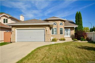 Photo 1: 1073 Scurfield Boulevard in Winnipeg: Whyte Ridge Residential for sale (1P)  : MLS®# 1721730