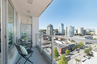"Photo 12: 1708 668 COLUMBIA Street in New Westminster: Quay Condo for sale in ""TRAPP & HOLBROOK"" : MLS®# R2198786"