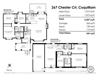 Photo 19: 267 CHESTER Court in Coquitlam: Cape Horn House for sale : MLS®# R2203386