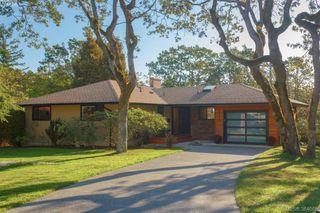 Photo 1: 3557 Kelsey Pl in VICTORIA: OB Henderson House for sale (Oak Bay)  : MLS®# 771936