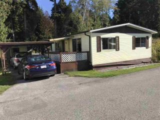 Photo 1: 25 4496 SUNSHINE COAST Highway in Sechelt: Sechelt District Manufactured Home for sale (Sunshine Coast)  : MLS®# R2217808