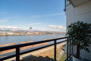 """Photo 16: 611 10033 RIVER Drive in Richmond: Bridgeport RI Condo for sale in """"Parc Riveria"""" : MLS®# R2246811"""