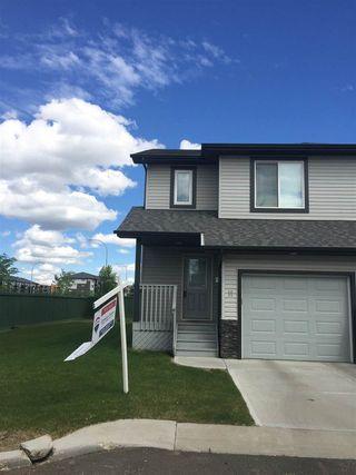 Main Photo: 11 13838 166 Avenue in Edmonton: Zone 27 Townhouse for sale : MLS®# E4100458