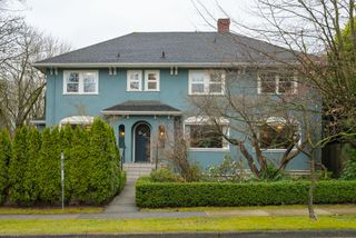 "Photo 2: 1310 W KING EDWARD Avenue in Vancouver: Shaughnessy House for sale in ""2nd Shaughnessy"" (Vancouver West)  : MLS®# R2247828"