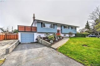 Photo 1: 1510 Edgemont Road in VICTORIA: SE Gordon Head Single Family Detached for sale (Saanich East)  : MLS®# 389991