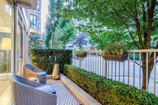 "Photo 18: 428 HELMCKEN Street in Vancouver: Yaletown Townhouse for sale in ""H & H"" (Vancouver West)  : MLS®# R2282518"