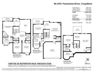 "Photo 20: 40 2951 PANORAMA Drive in Coquitlam: Westwood Plateau Townhouse for sale in ""STONEGATE ESTATES"" : MLS®# R2285642"