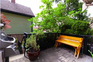Photo 19: 2281 CAROLINA Street in Vancouver: Mount Pleasant VE Townhouse for sale (Vancouver East)  : MLS®# R2299320