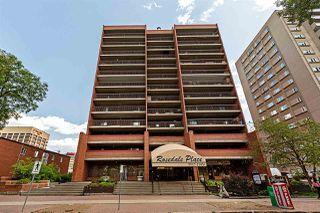 Main Photo: 1104 9917 110 Street in Edmonton: Zone 12 Condo for sale : MLS®# E4127608