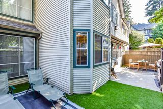 "Photo 1: 53 19034 MCMYN Road in Pitt Meadows: Mid Meadows Townhouse for sale in ""MEADOWVALE"" : MLS®# R2302301"